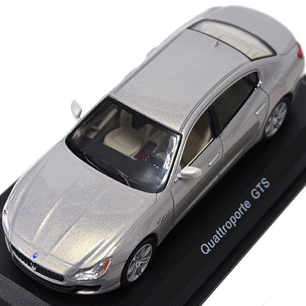 1/43 マセラティ純正 Quattroporte GTSミニチュアモデル(シャンパン)|itazatsu|04