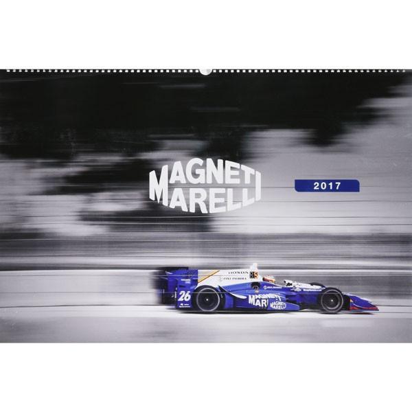 MAGNETI MARELLIオフィシャル2017カレンダー|itazatsu