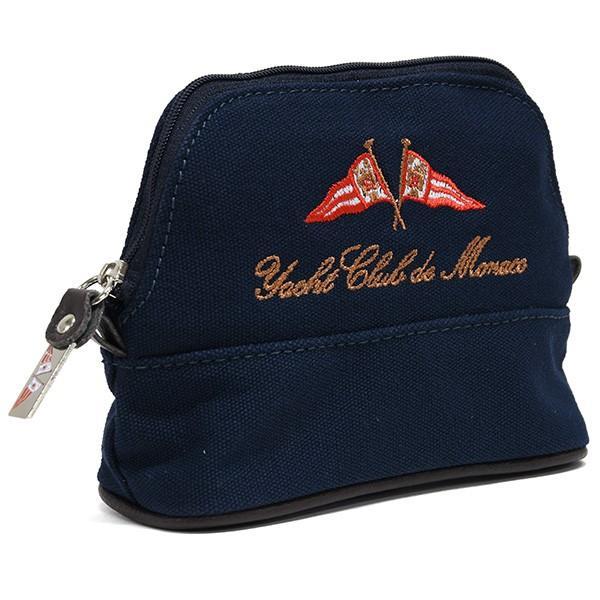Yacht Club de Monacoオフィシャルキャンバスポーチ|itazatsu