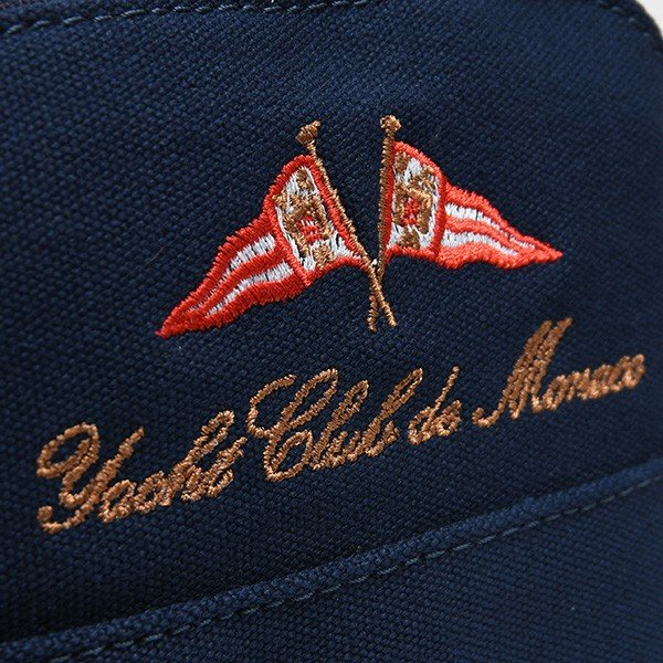 Yacht Club de Monacoオフィシャルキャンバスポーチ|itazatsu|05