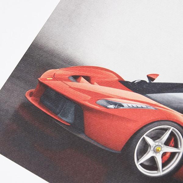 フェラーリ純正 La Ferrariテクニカルカード|itazatsu|04