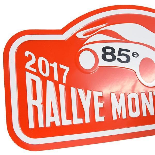 Rally Monte Carlo 2017オフィシャルメタルプレート(Large)|itazatsu|04