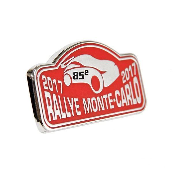 Rally Monte Carlo 2017オフィシャルピンバッジ|itazatsu|02