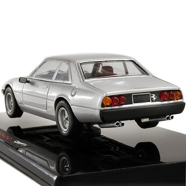 1/43 フェラーリ  365 GT4 2+2ミニチュアモデル(シルバー)|itazatsu|02