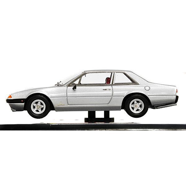 1/43 フェラーリ  365 GT4 2+2ミニチュアモデル(シルバー)|itazatsu|03