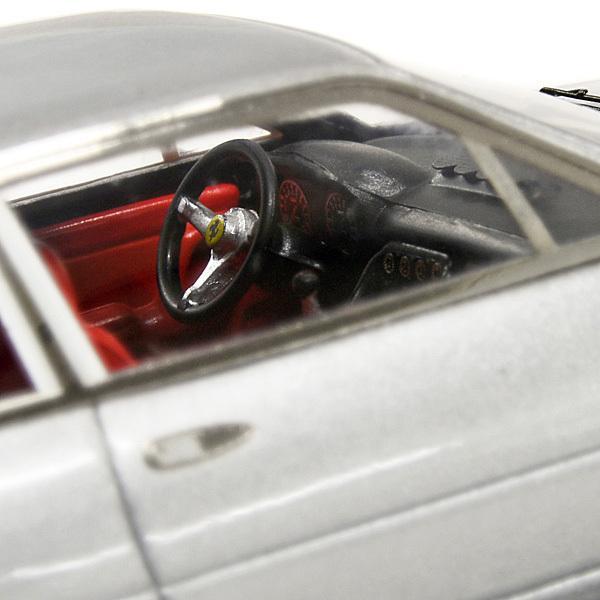 1/43 フェラーリ  365 GT4 2+2ミニチュアモデル(シルバー)|itazatsu|05