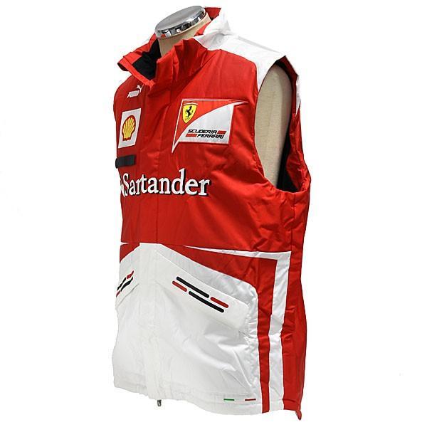 スクーデリア フェラーリ 2013ティームスタッフ用ベスト|itazatsu|02