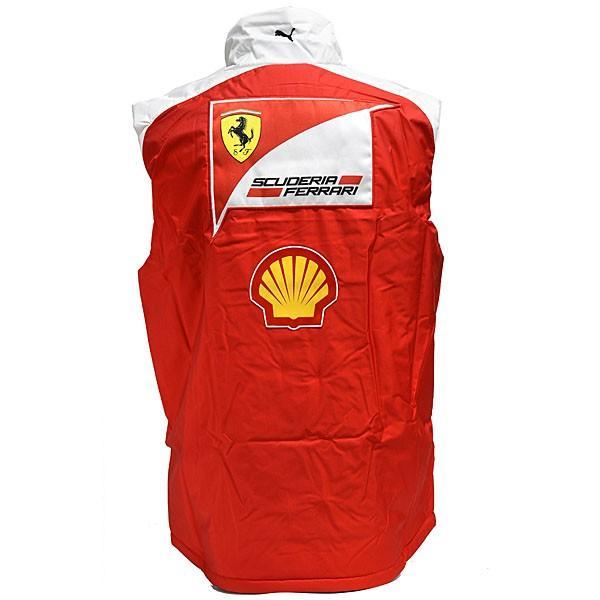 スクーデリア フェラーリ 2013ティームスタッフ用ベスト|itazatsu|03