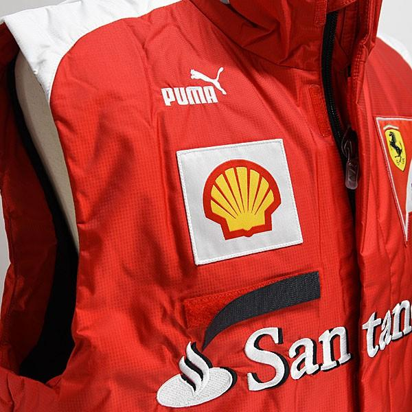 スクーデリア フェラーリ 2013ティームスタッフ用ベスト|itazatsu|06