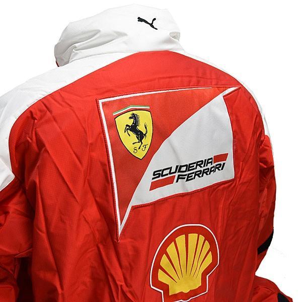 スクーデリア フェラーリ 2013ティームスタッフ用ウィンタージャケット|itazatsu|05