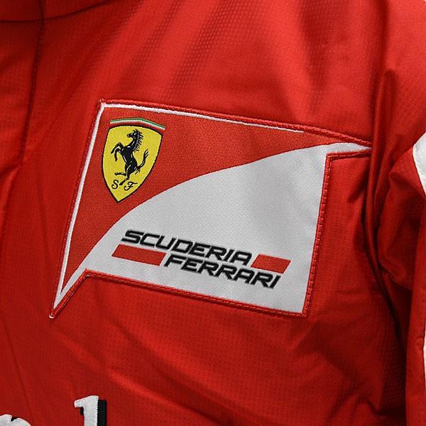 スクーデリア フェラーリ 2013ティームスタッフ用ウィンタージャケット|itazatsu|07