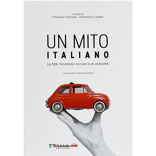 フィアット FIAT 500 CLUB ITALIA FIAT 500 60周年記念ブック|itazatsu