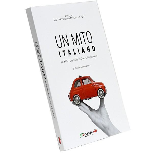 フィアット FIAT 500 CLUB ITALIA FIAT 500 60周年記念ブック|itazatsu|02