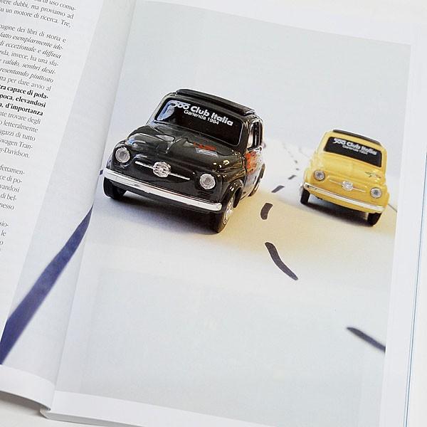 フィアット FIAT 500 CLUB ITALIA FIAT 500 60周年記念ブック|itazatsu|03