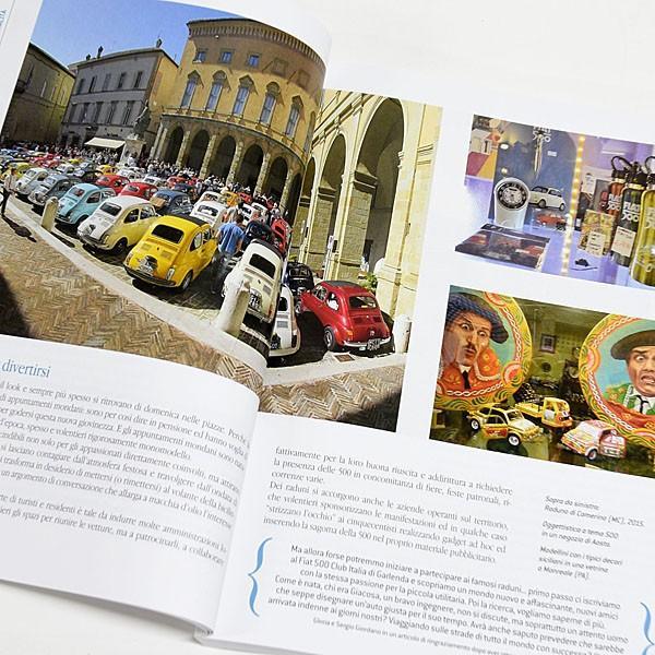 フィアット FIAT 500 CLUB ITALIA FIAT 500 60周年記念ブック|itazatsu|05