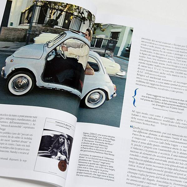 フィアット FIAT 500 CLUB ITALIA FIAT 500 60周年記念ブック|itazatsu|07