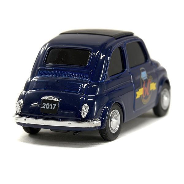 1/43 フィアット 500 60周年記念ミニチュアモデルモデル by フィアット 500 CLUB ITALIA|itazatsu|02