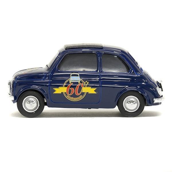 1/43 フィアット 500 60周年記念ミニチュアモデルモデル by フィアット 500 CLUB ITALIA|itazatsu|03