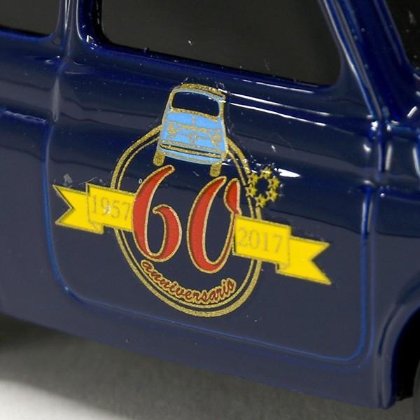 1/43 フィアット 500 60周年記念ミニチュアモデルモデル by フィアット 500 CLUB ITALIA|itazatsu|05
