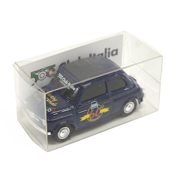 1/43 フィアット 500 60周年記念ミニチュアモデルモデル by フィアット 500 CLUB ITALIA|itazatsu|06