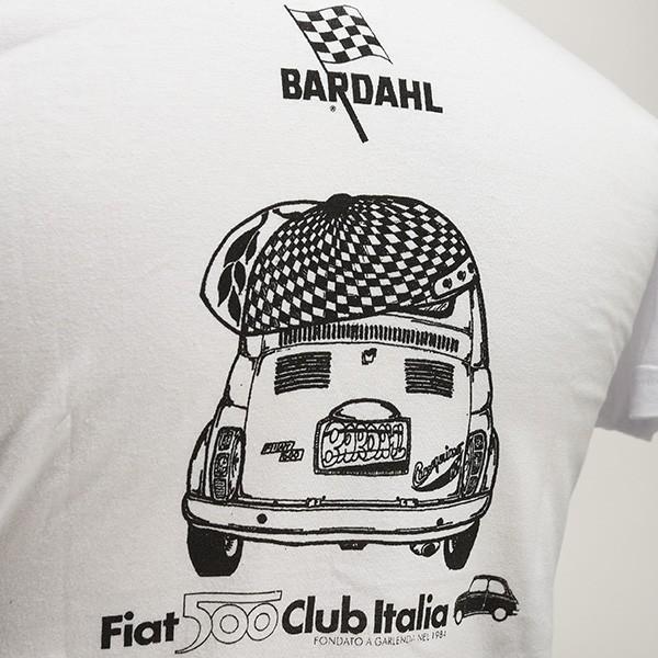 フィアット FIAT 500 CLUB ITALIAクラブミーティング2017記念Tシャツ|itazatsu|05