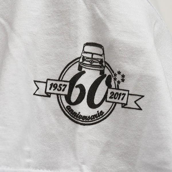 フィアット FIAT 500 CLUB ITALIAクラブミーティング2017記念Tシャツ|itazatsu|06