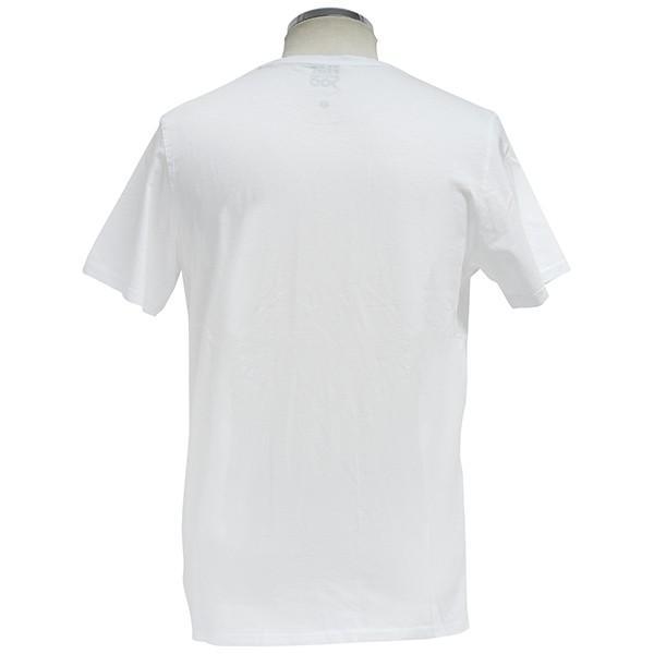 フィアット純正 Nuova 500Tシャツ(ホワイト)|itazatsu|02