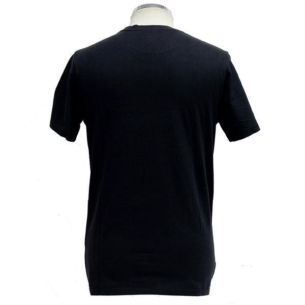 フィアット純正 Nuova 500Tシャツ(ブラック) itazatsu 02