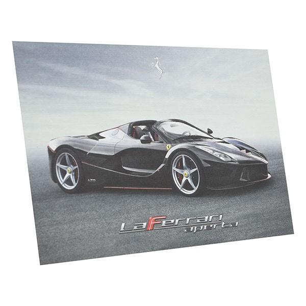 フェラーリ純正 La Ferrari Apertaテクニカルカード|itazatsu|02