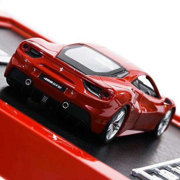 フェラーリ 488GTB額装オブジェ itazatsu 06