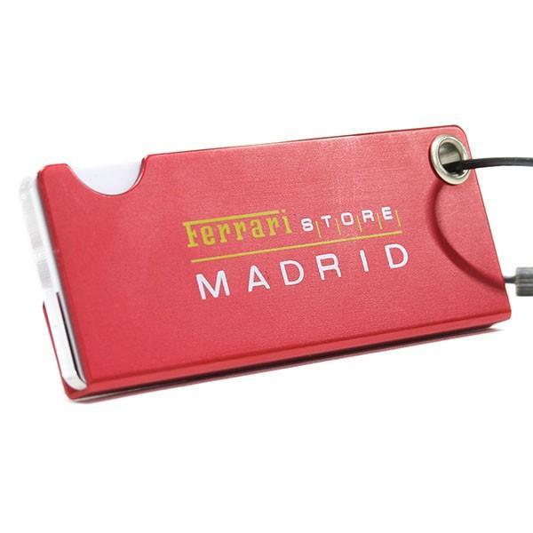 フェラーリ Ferrari STORE Madridオフィシャルネームタグ|itazatsu|04