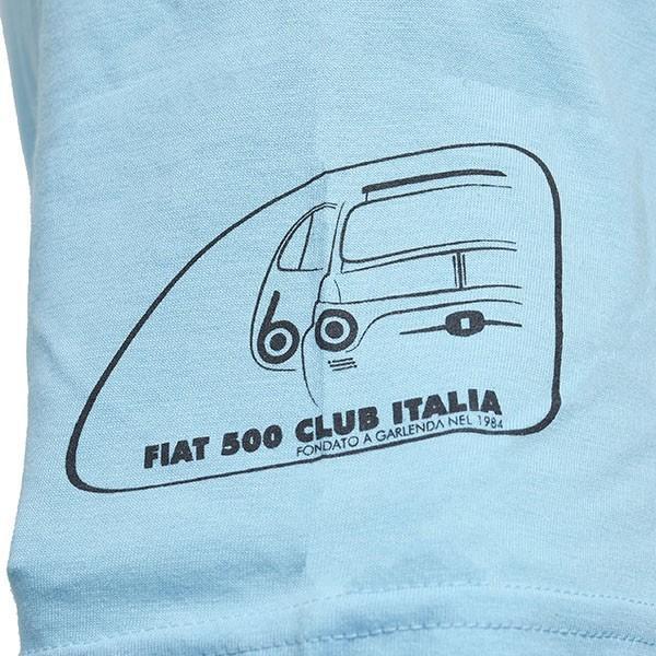 フィアット FIAT 500 CLUB ITALIA FIAT 500 60周年記念Tシャツ itazatsu 05