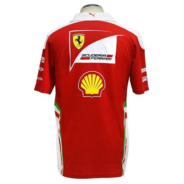 スクーデリア フェラーリ2016ティームスタッフ用Tシャツ itazatsu 02