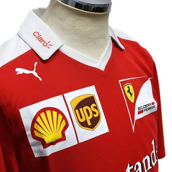 スクーデリア フェラーリ2016ティームスタッフ用Tシャツ itazatsu 03
