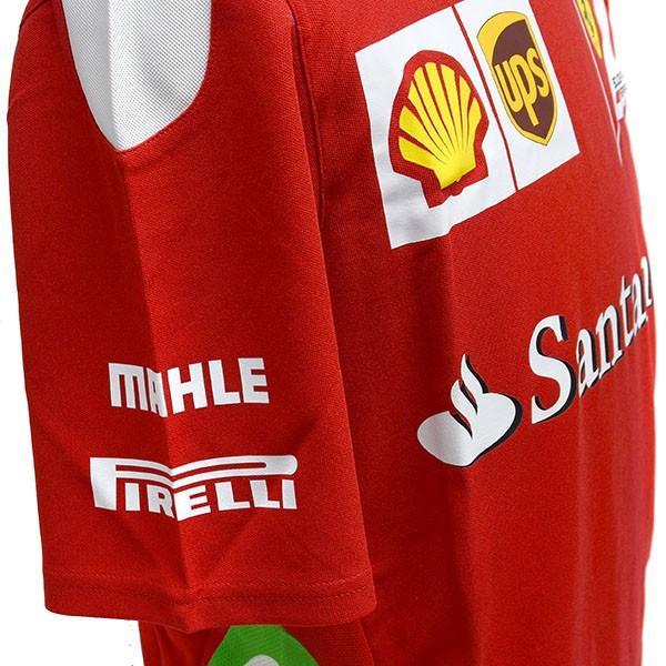 スクーデリア フェラーリ2016ティームスタッフ用Tシャツ itazatsu 05