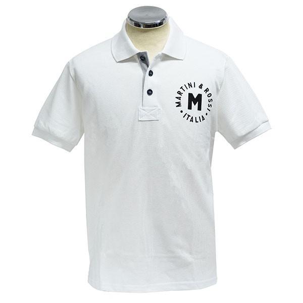 マルティニ オフィシャルポロシャツ(ホワイト)|itazatsu