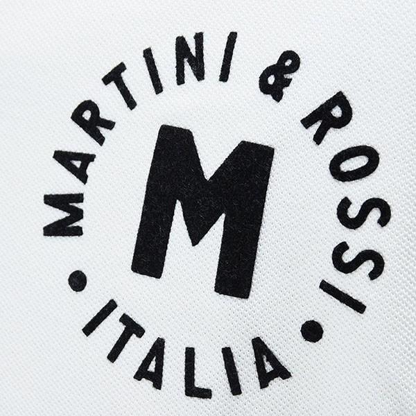 マルティニ オフィシャルポロシャツ(ホワイト)|itazatsu|04