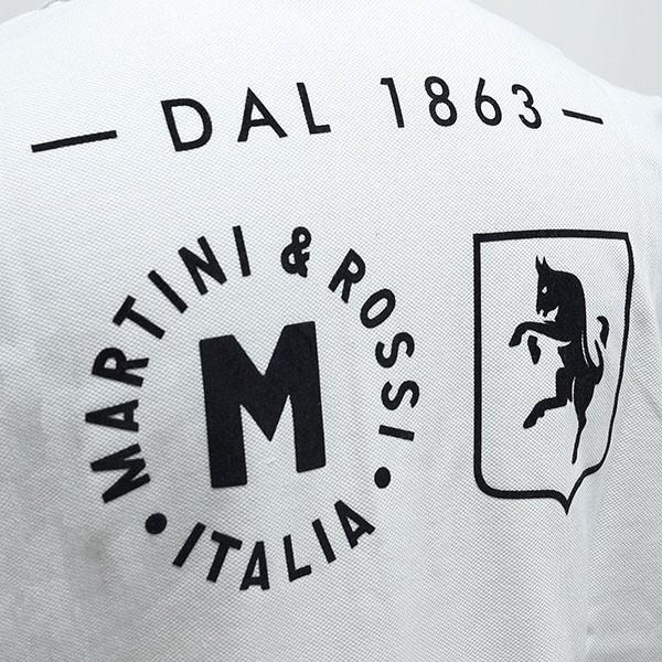 マルティニ オフィシャルポロシャツ(ホワイト)|itazatsu|05