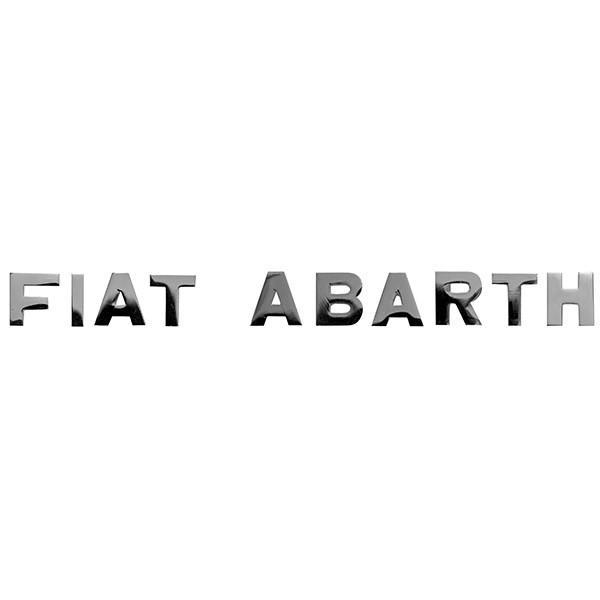 フィアット アバルト FIAT ABARTHロゴエンブレム|itazatsu
