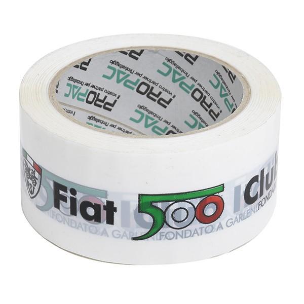 フィアット FIAT 500 CLUB ITALIAオフィシャルビニールテープ|itazatsu