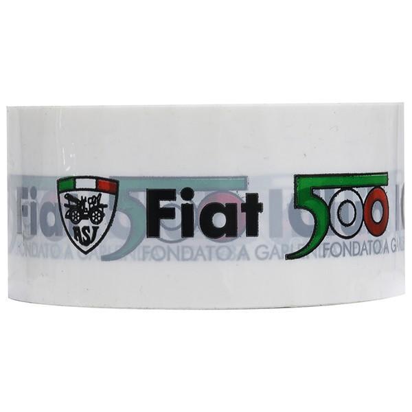 フィアット FIAT 500 CLUB ITALIAオフィシャルビニールテープ|itazatsu|03