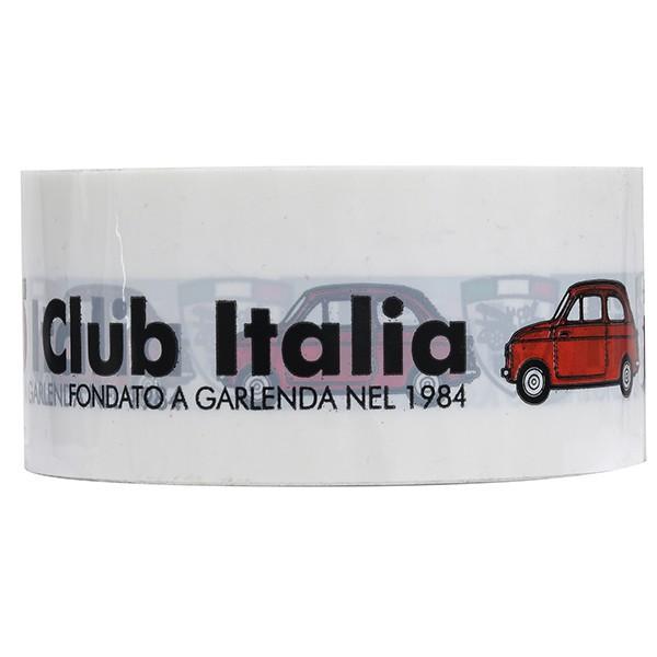 フィアット FIAT 500 CLUB ITALIAオフィシャルビニールテープ|itazatsu|04
