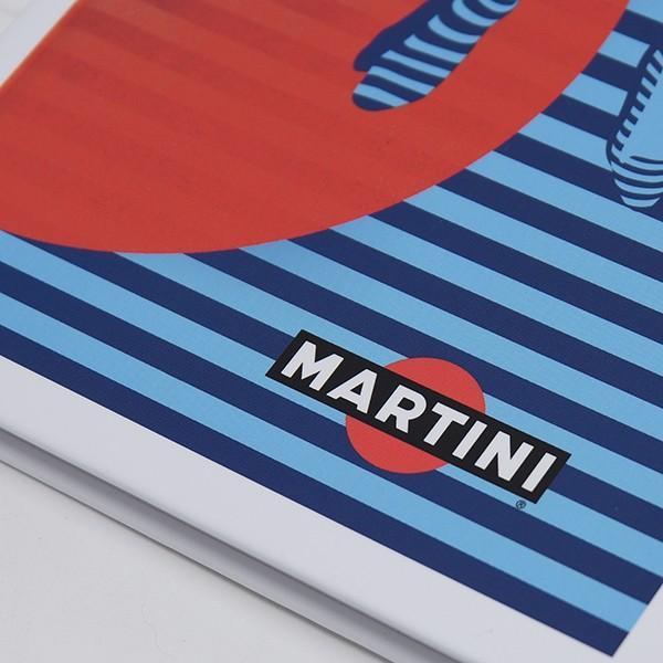 マルティ オフィシャルノートブック(MARTINIストライプ)|itazatsu|05