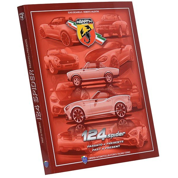 アバルト ABARTH 124 SPIDER PASSATO E PRESENTE-PAST AND PRESENT|itazatsu|02