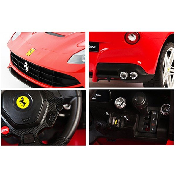 フェラーリ F12電動乗用ラジオコントロールカー itazatsu 03