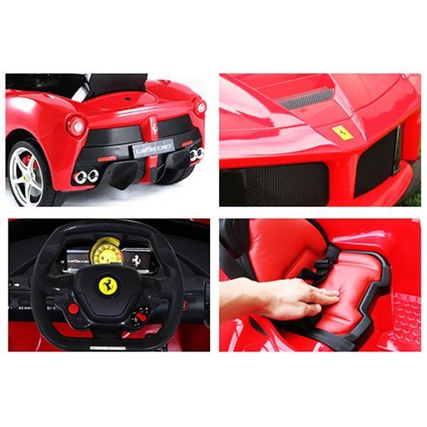 フェラーリ La Ferrari電動乗用ラジオコントロールカー|itazatsu|03