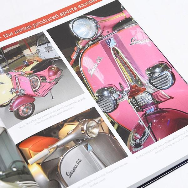 ベスパ VESPA THE STORY OF A CULT CLASSIC IN PICTURES itazatsu 08