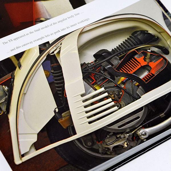 ベスパ VESPA THE STORY OF A CULT CLASSIC IN PICTURES itazatsu 09