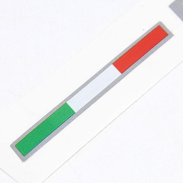 ドゥカティ純正 ロゴ&イタリア国旗ステッカー|itazatsu|03