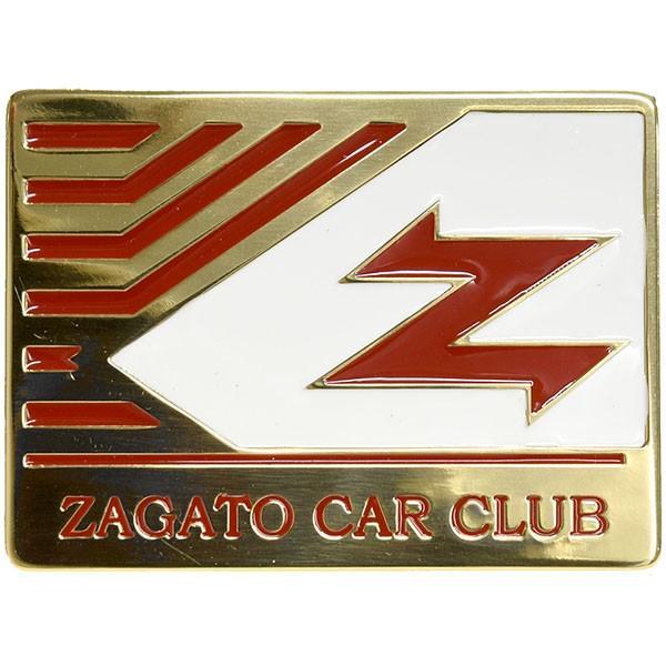ZAGATO CAR CLUBエンブレム|itazatsu